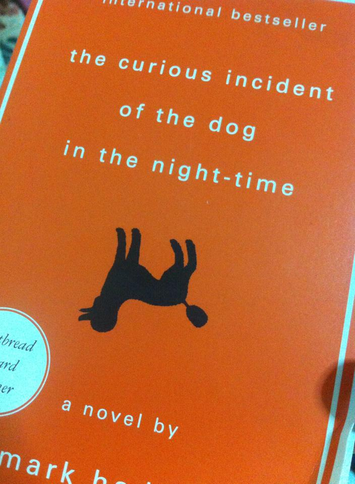 the curious incident of the dog in the night time monologue 225 quotes from the curious incident of the dog in the night-time: 'and this shows that sometimes people want to be stupid and they do not want to know t.